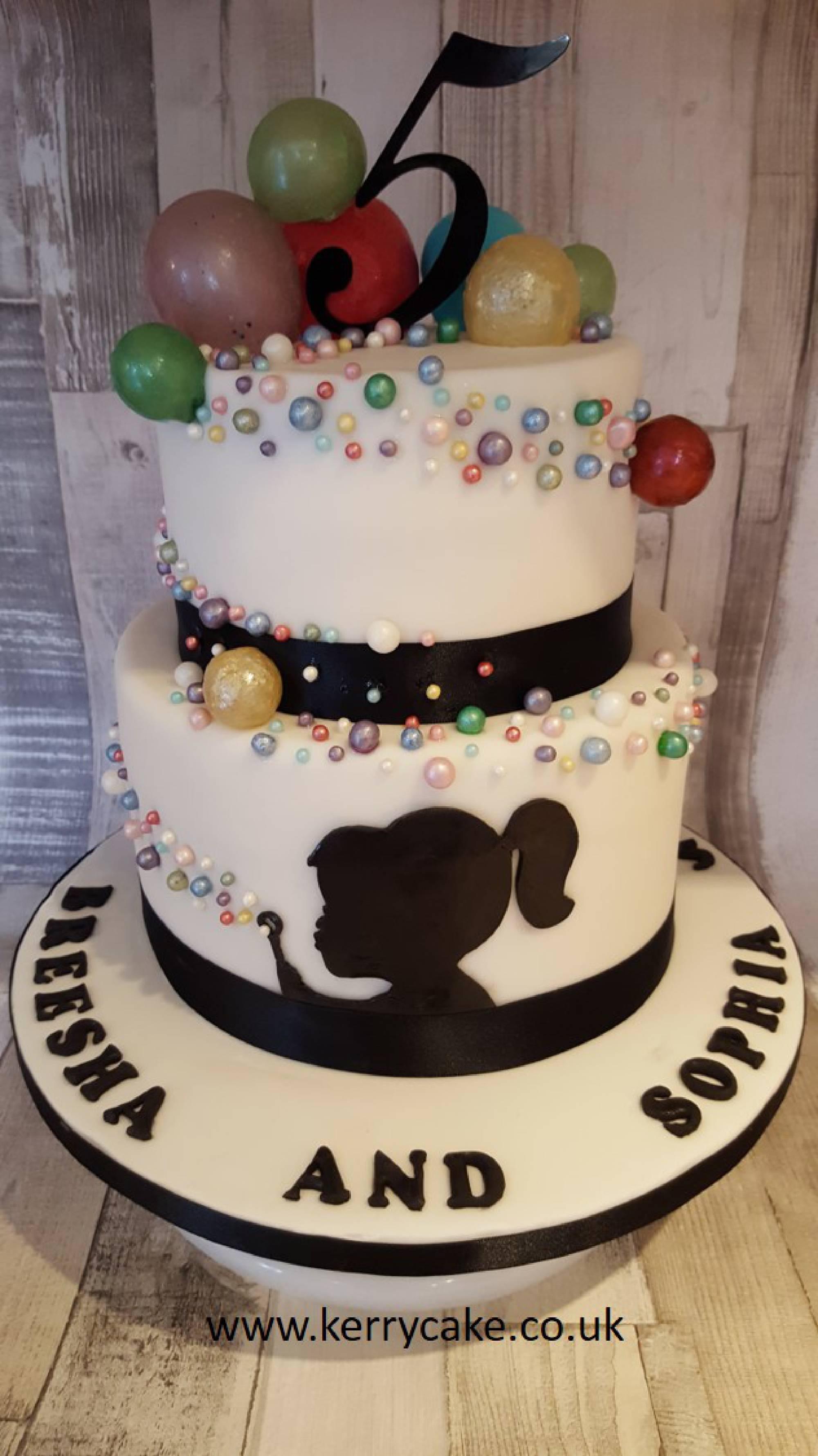 Kerrycake Birthday Cakes Classic Cakeshome Baked Celebration
