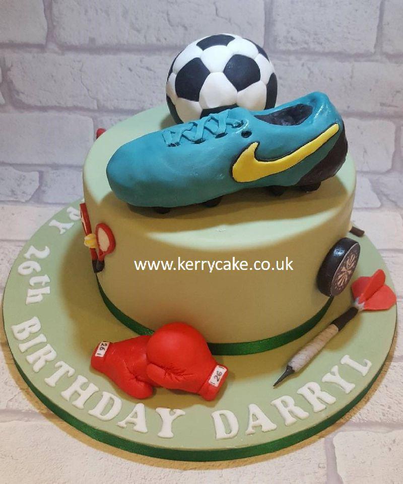Birthday Cake Bury St Edmunds